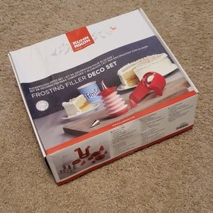 Kuhn Ripon frosting filler deco Set